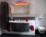 Waschbereich / WC