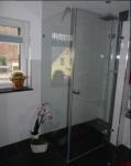 Duschbereich ebenerdig